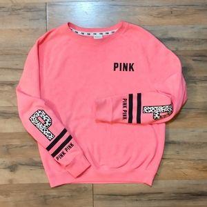 "**PINK** ""Victoria Secret"" Pullover Sweatshirt."